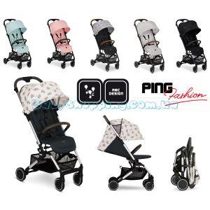 Прогулянкова коляска ABC Design Ping Fashion Edition  фото, картинки | Babyshopping