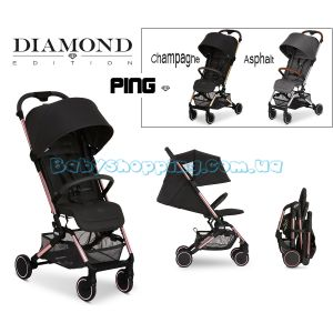Прогулянкова коляска ABC Design Ping Diamond Edition  фото, картинки | Babyshopping