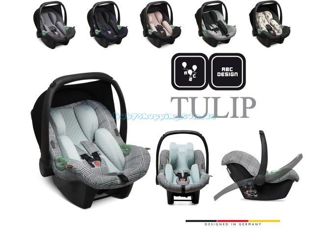 Автокресло ABC Design Tulip ����, �������� | Babyshopping