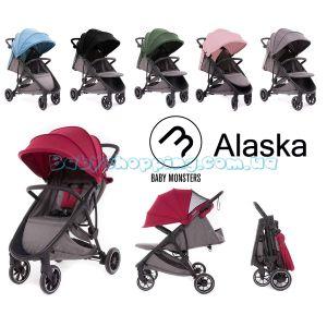 Прогулянкова коляска Baby Monsters Alaska фото, картинки | Babyshopping