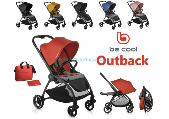 Прогулочная коляска Be Cool Outback 2020 ����, �������� | Babyshopping