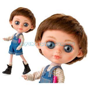 Кукла мальчик Berjuan Biggers Endo Grimaldi высотой 32 см фото, картинки   Babyshopping