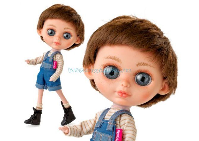 Кукла мальчик Berjuan Biggers Endo Grimaldi высотой 32 см ����, �������� | Babyshopping