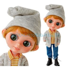 Лялька Berjuan Biggers Trevor Flynn 32 см фото, картинки | Babyshopping