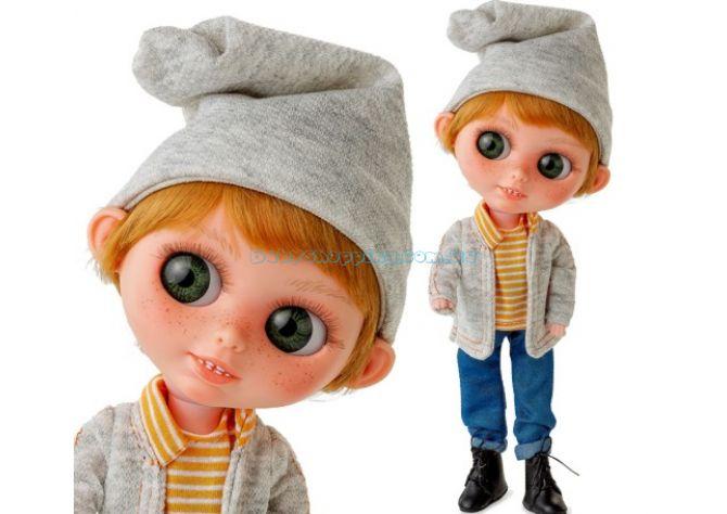 Кукла Berjuan Biggers Trevor Flynn 32 см ����, �������� | Babyshopping