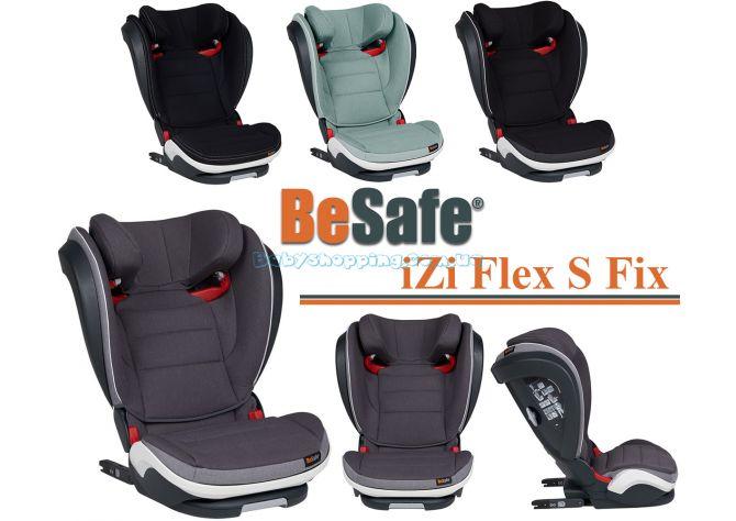 Автокресло BeSafe iZi Flex S Fix ����, �������� | Babyshopping