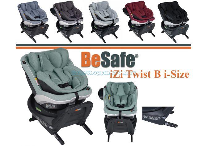 Автокресло BeSafe iZi Twist B i-Size  ����, �������� | Babyshopping