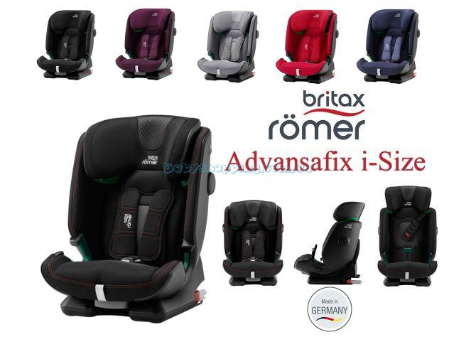 Автокресло Britax Romer Advansafix i-Size ����, �������� | Babyshopping