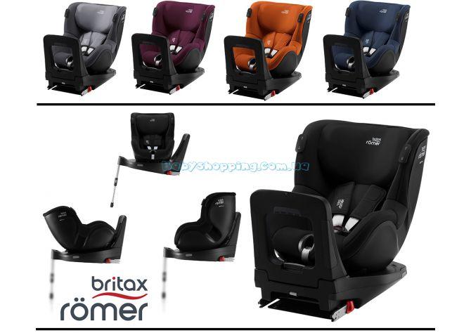 Автокресло Britax-Romer Dualfix iSense i-Size Flex Base ����, �������� | Babyshopping