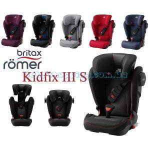 Автокрісло Britax-Romer Kidfix III S фото, картинки | Babyshopping