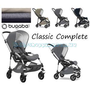 Прогулочная коляска Bugaboo Bee 5 Classic Complete фото, картинки | Babyshopping