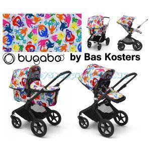 Универсальная коляска 2 в 1 Bugaboo Fox by Bas Kosters фото, картинки | Babyshopping
