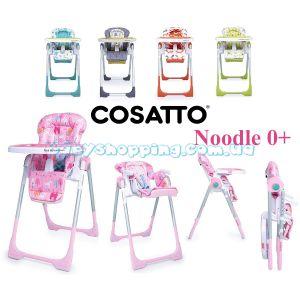 Детский стульчик для кормления Cosatto Noodle 0+  фото, картинки | Babyshopping
