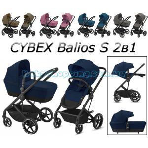Универсальная коляска 2 в 1 Cybex Balios S фото, картинки   Babyshopping