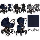Универсальная коляска 2 в 1 Cybex Priam Plus  ����, �������� | Babyshopping