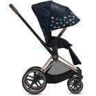 Универсальная коляска 2 в 1 Cybex Priam Jewels of Nature ����, �������� | Babyshopping