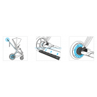 Универсальная коляска 2 в 1 Cybex E-Priam  ����, �������� | Babyshopping