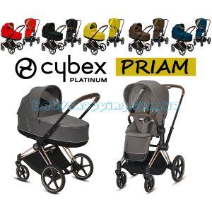 Универсальная коляска 2 в 1 Cybex Priam Lux 2020 фото, картинки | Babyshopping