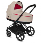 Универсальная коляска 2 в 1 Cybex Priam Lux for Scuderia Ferrari  ����, �������� | Babyshopping