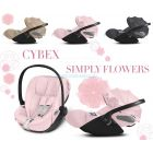 Автокресло Cybex Cloud Z i-Size Simply Flowers ����, �������� | Babyshopping