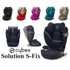 Автокресло Cybex Solution S-Fix, 2020 ����, �������� | Babyshopping