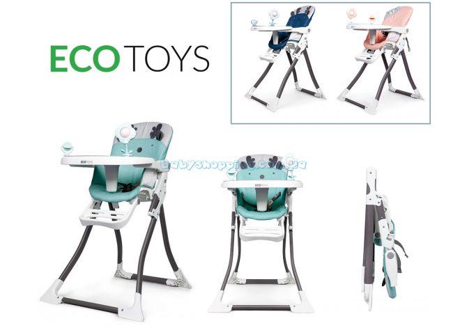Стульчик для кормления EcoToys HC301 ����, �������� | Babyshopping