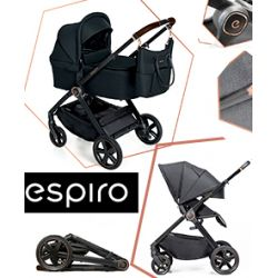 Новинка 2020 Espiro Only Black & Rosegold