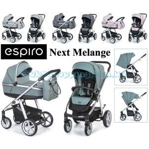 Дитяча коляска 2 в 1 Espiro Next Melange фото, картинки   Babyshopping