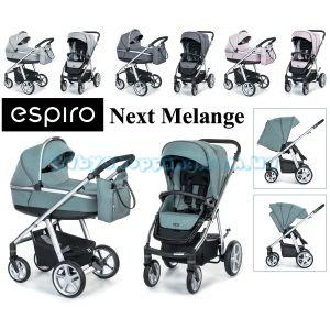Детская коляска 2 в 1 Espiro Next Melange  фото, картинки   Babyshopping
