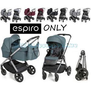 Универсальная коляска 2 в 1 Espiro Only  фото, картинки | Babyshopping