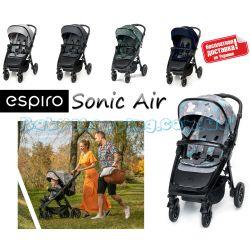 Прогулочная коляска Espiro Sonic Air 2020 фото, картинки | Babyshopping