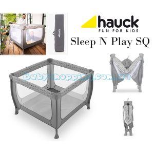 Манеж Hauck Sleep N Play SQ фото, картинки | Babyshopping