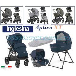 Универсальная коляска 4 в 1 Inglesina Aptica XT c автокресло Cab фото, картинки | Babyshopping