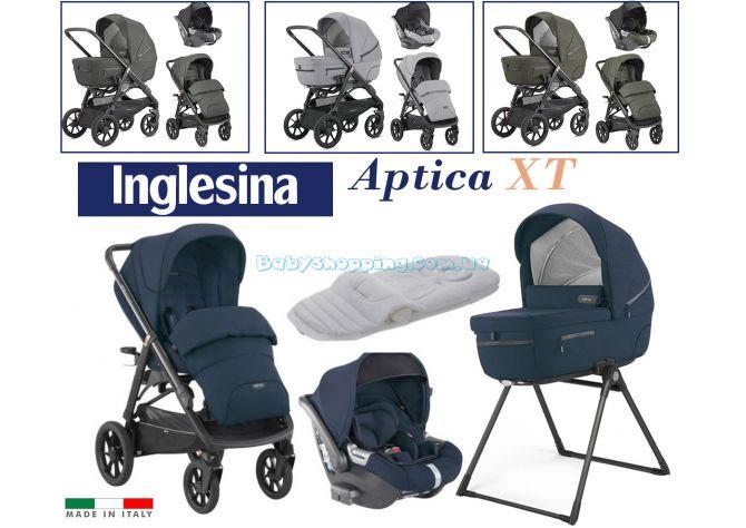 Коляска 4 в 1 Inglesina Aptica XT System Quattro c автокреслом Cab ����, �������� | Babyshopping