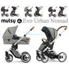 Универсальная коляска 2 в 1 Mutsy Evo Urban Nomad 2020 ����, �������� | Babyshopping