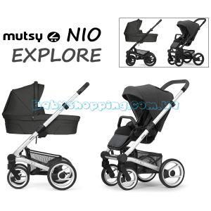 Универсальная коляска 2 в 1 Mutsy Nio Explore 2020 фото, картинки | Babyshopping