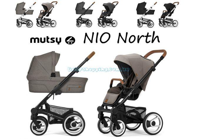 Универсальная коляска 2 в 1 Mutsy Nio North 2020 ����, �������� | Babyshopping