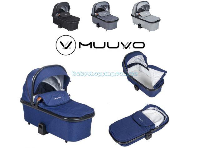 Люлька Muuvo Slick ����, �������� | Babyshopping