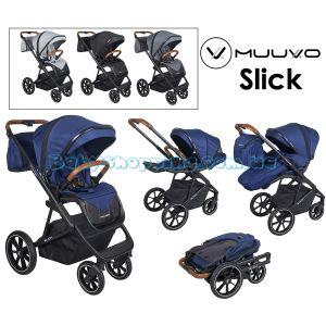 Прогулочная коляска Muuvo Slick  фото, картинки   Babyshopping