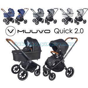 Универсальная коляска 2в1 Muuvo Quick 2.0  фото, картинки   Babyshopping