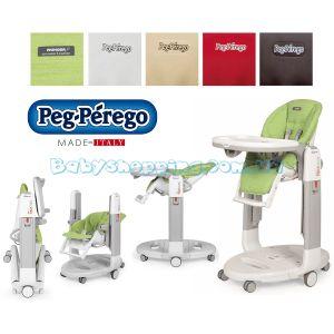 Стульчик для кормления Peg-Perego Tatamia Follow Me фото, картинки | Babyshopping