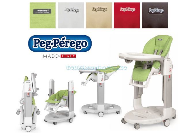 Стульчик для кормления Peg-Perego Tatamia  ����, �������� | Babyshopping