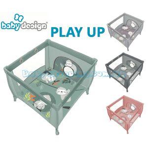 Детский манеж Baby Design Play Up 2020 фото, картинки | Babyshopping