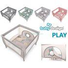 Детский манеж Baby Design Play 2020 ����, ��������   Babyshopping