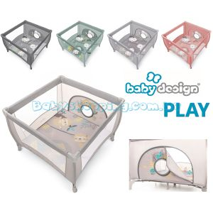 Детский манеж Baby Design Play 2020 фото, картинки | Babyshopping