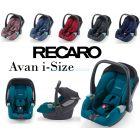 Автокресло Recaro Avan i-Size ����, �������� | Babyshopping