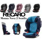 Автокресло Recaro Monza Nova 2 Seatfix ����, �������� | Babyshopping