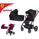 Универсальная коляска 2 в 1 Cybex Balios S Lux for Scuderia Ferrari ����, �������� | Babyshopping