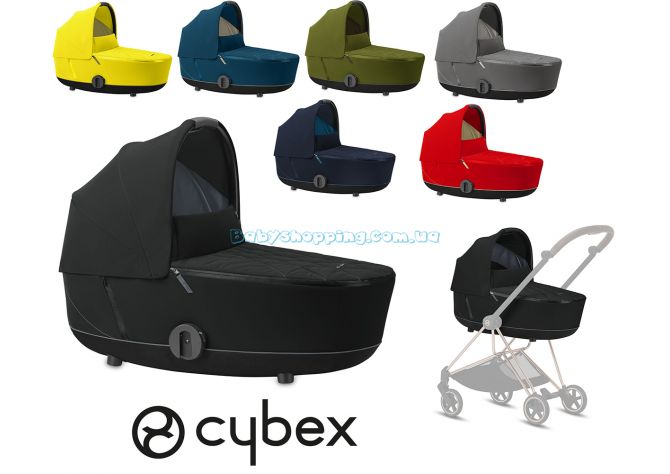 Люлька Cybex Carry Cot Lux Mios  ����, �������� | Babyshopping