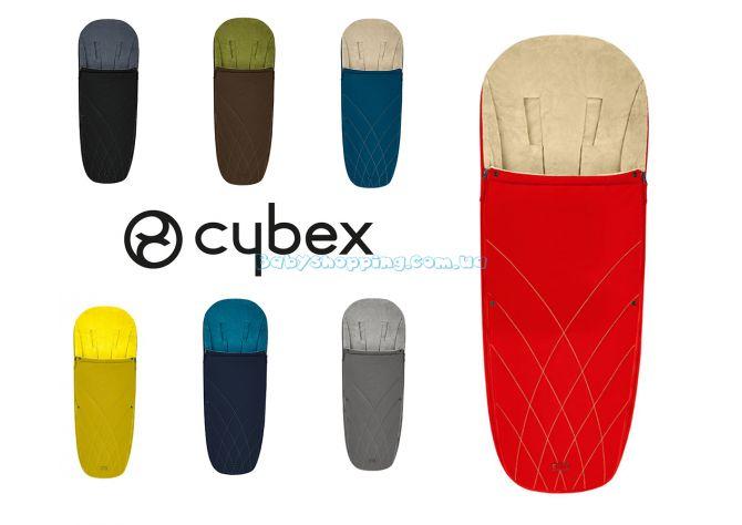 Чехол для ног Cybex Priam Footmuff  ����, �������� | Babyshopping